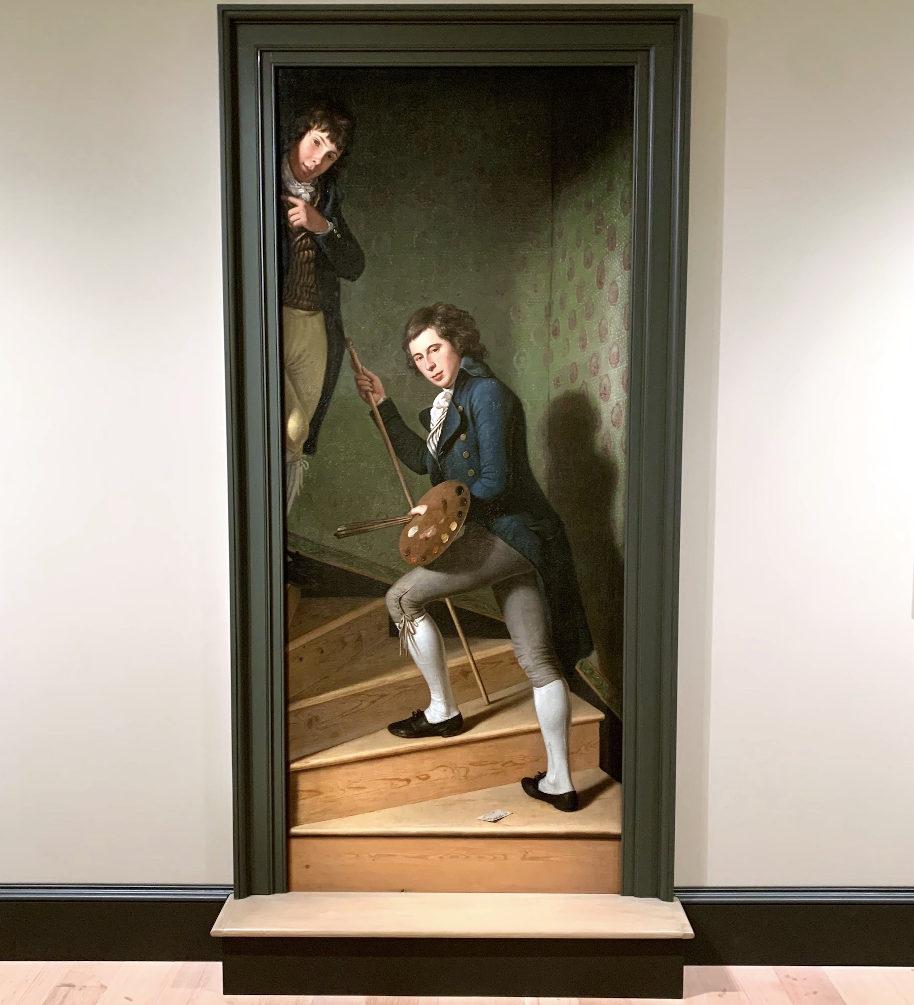 This Delightful Trick Painting Is a Treasure of Early U.S. Art. Here Are 3 Facts About the Philadelphia Museum's Beloved Trompe L'oeil | Artnet News