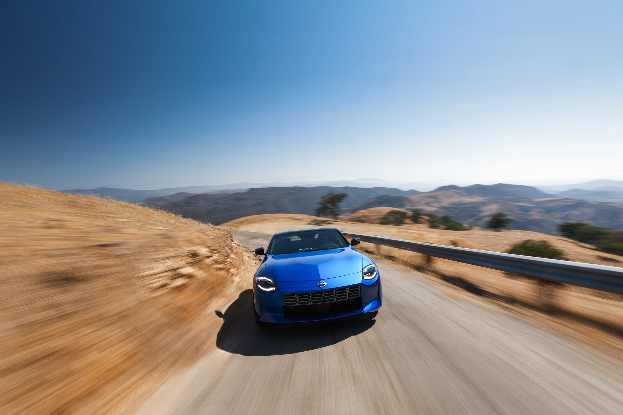 400-horsepower Nissan Z sports car revealed: Nissan remakes 370Z, drops numbers from nameplate
