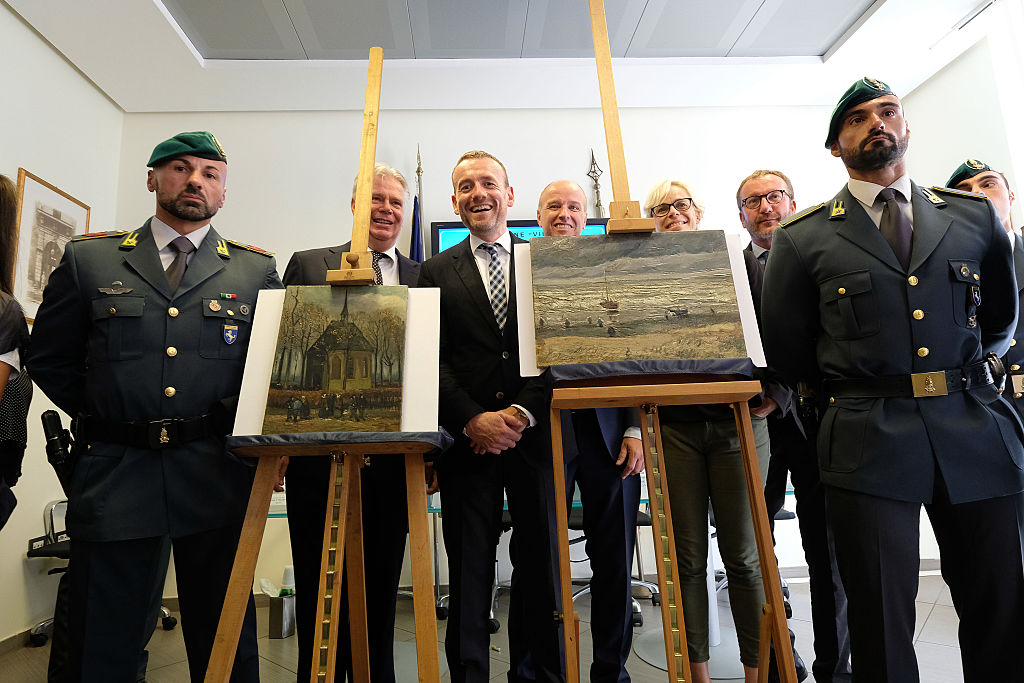 Alleged Mafioso Raffaele Imperiale, Who Was Linked to a Van Gogh Museum Heist 20 Years Ago, Has Been Arrested in Dubai