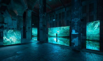 An Artist Just Transformed Berlin's Berghain Nightclub Into an Eerie, Immersive 3D Swamp—See Images Here