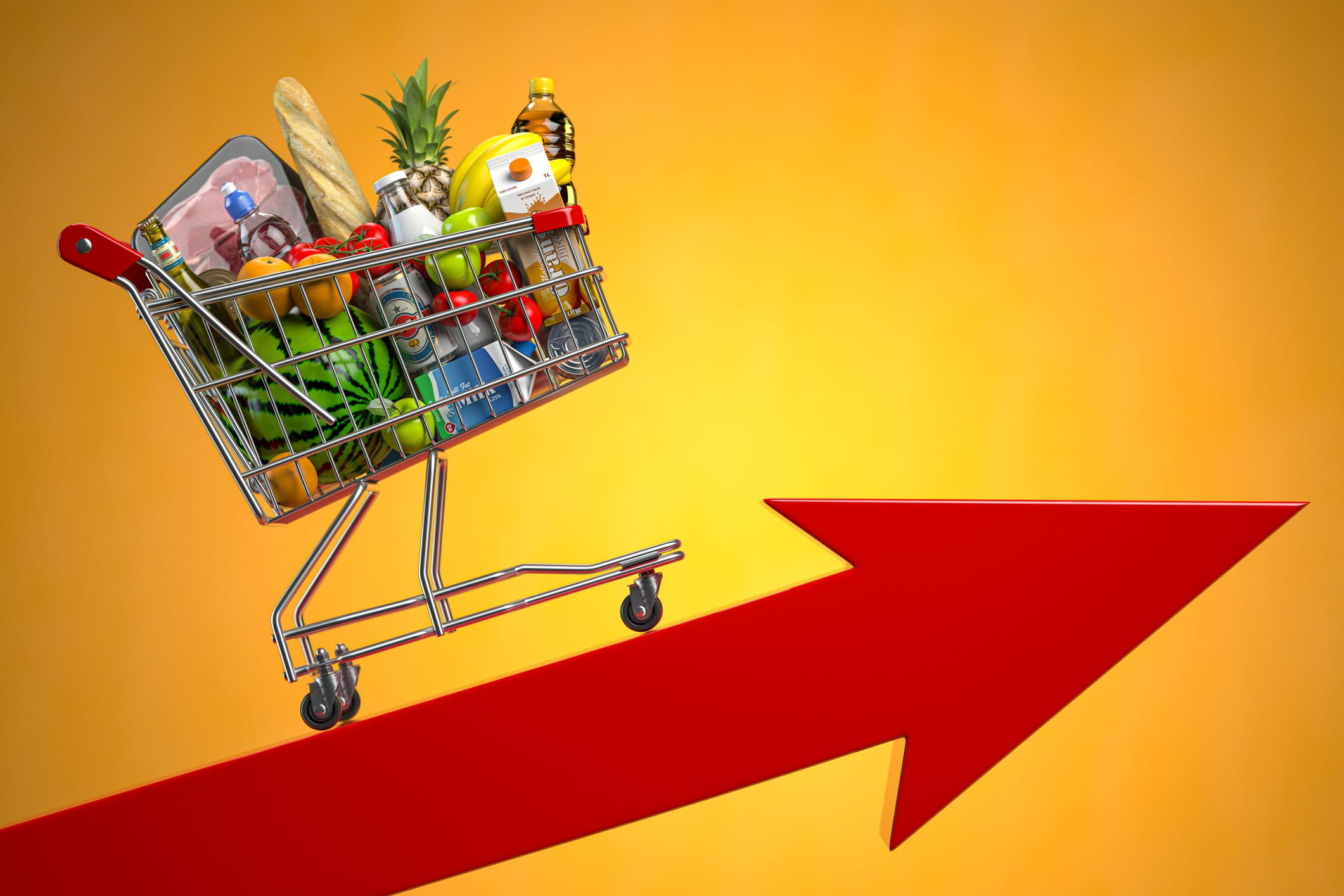 Consumer prices rising in South and Midwest amid recovery, threatening low-cost appeal