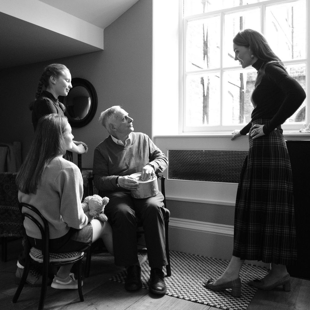 Duchess Kate Middleton's Intimate Portraits of Holocaust Survivors Are Part of a Touching Tribute Exhibition in London | Artnet News