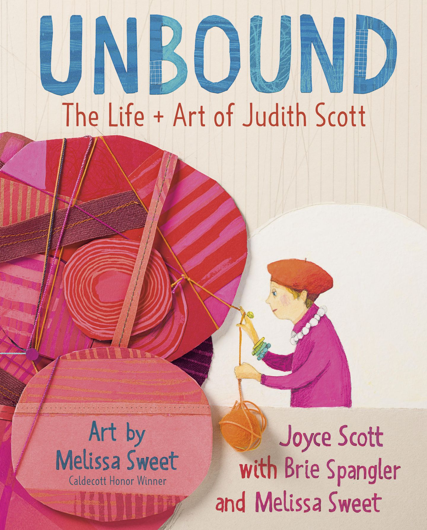 Judith Scott Defied Stereotypes About Down Syndrome and Became a Famous Sculptor. A Poignant New Children's Book Tells Her Story   Artnet News
