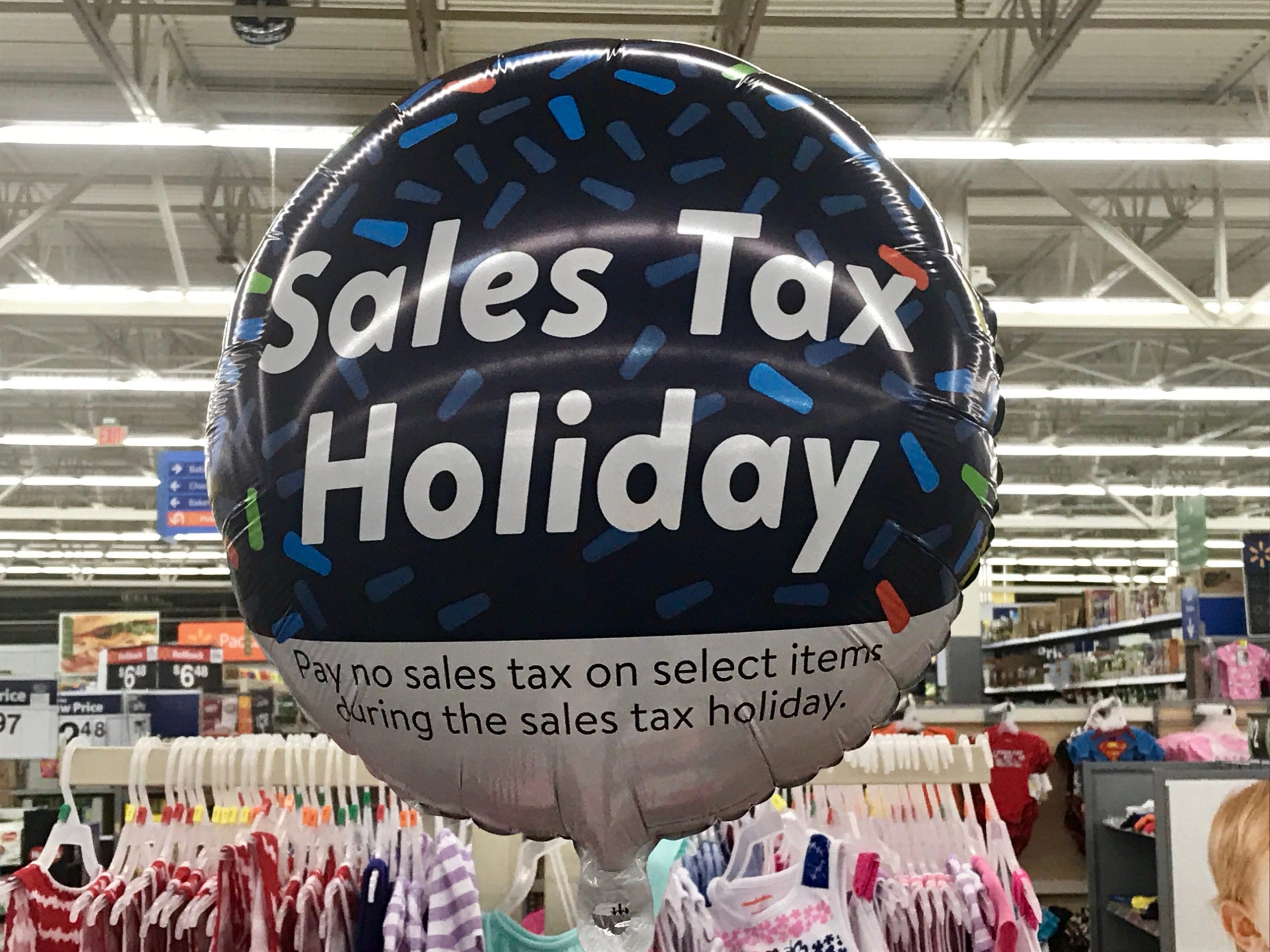 Sales tax holidays 2021: Shop tax-free for clothes, school supplies in 11 states this weekend