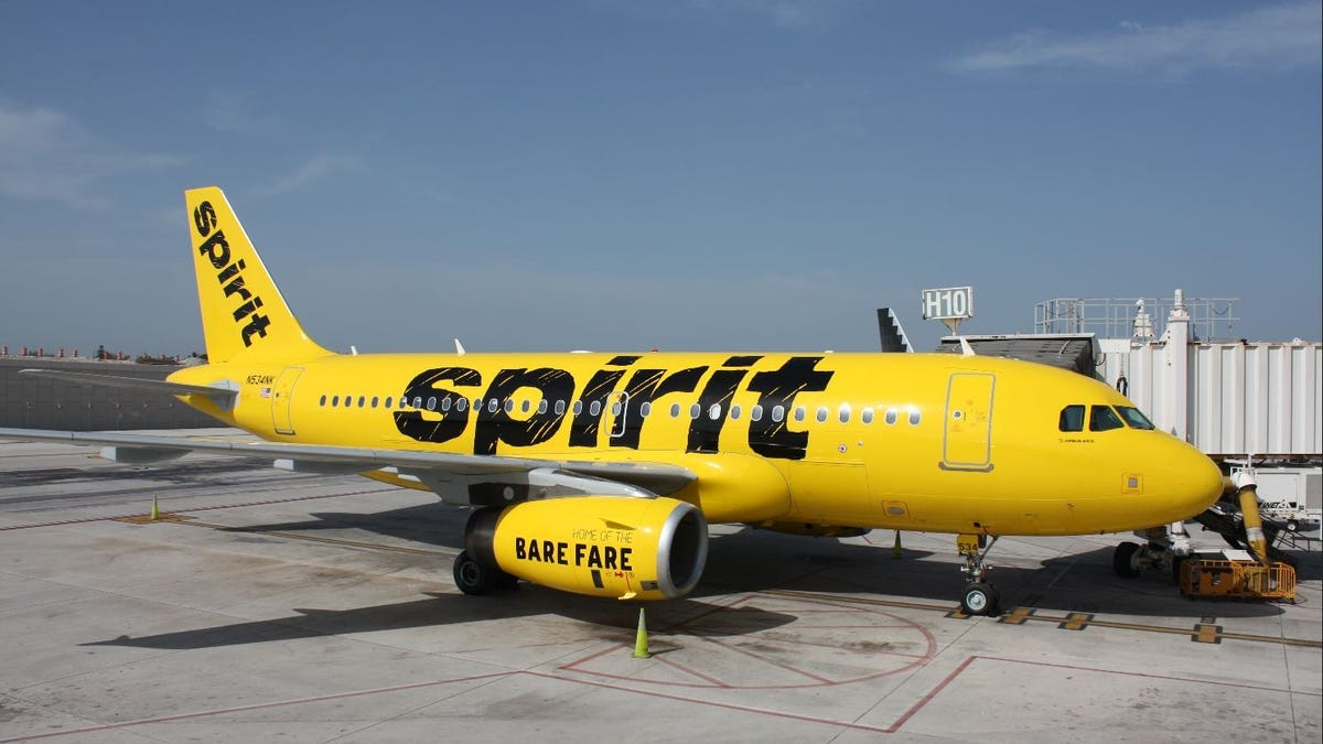 Spirit Airlines bedlam, day five: Airline cancels nearly half of Thursday flights