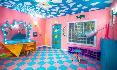 Take a First Look Inside Meow Wolf's Cosmic Inter-Dimensional Galaxy Display, Opening This Fall in Denver