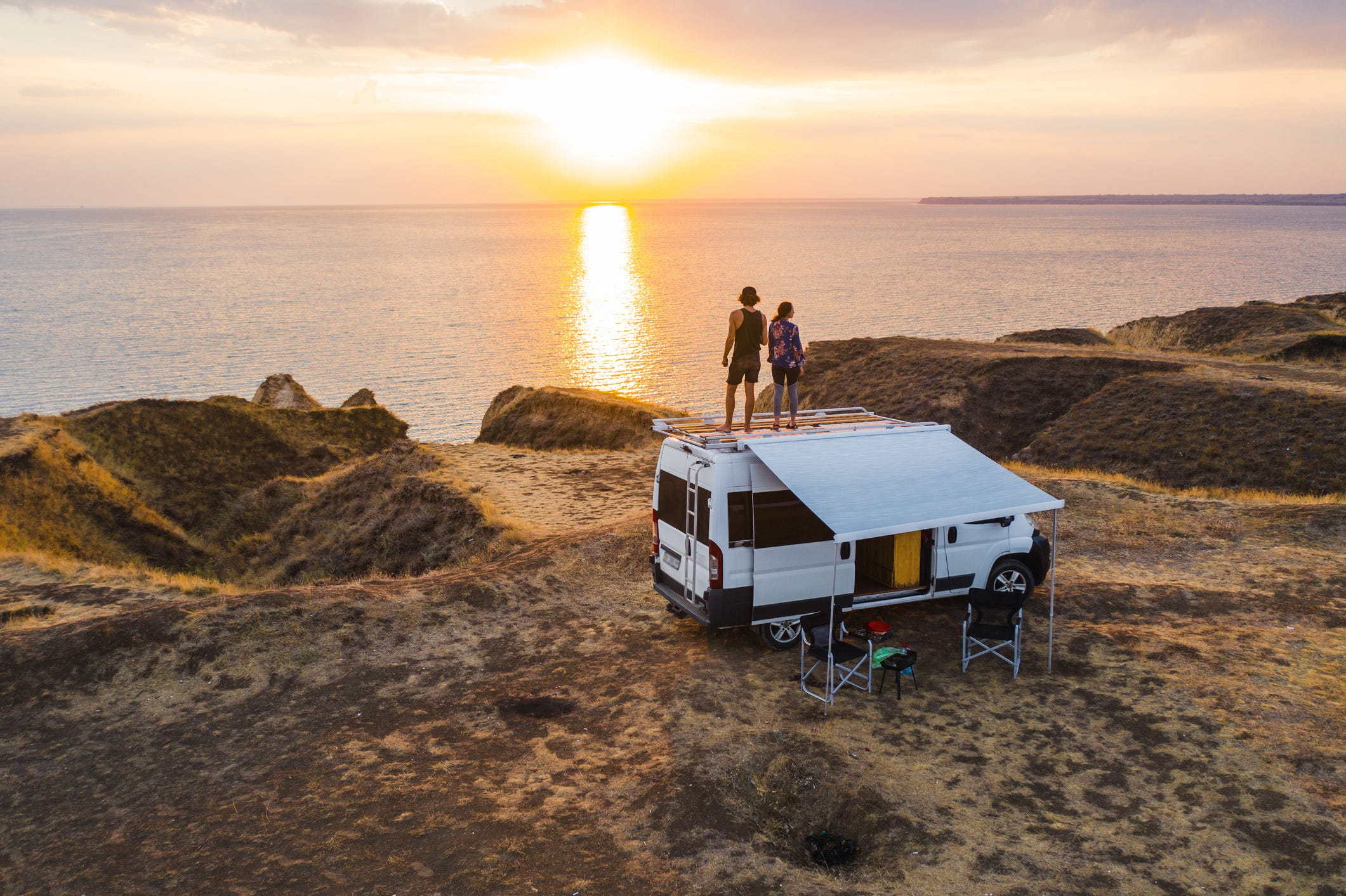 Take your road trip to the next level in one of these over-the-top camper vans or RVs