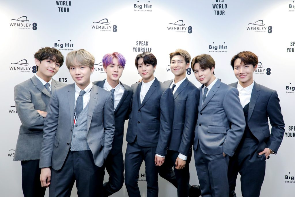 Art Industry News: On a Quest to 'Spread Korean Culture Through the World,' K-Pop Superstars BTS Offer a Gift to the Met + Other Stories