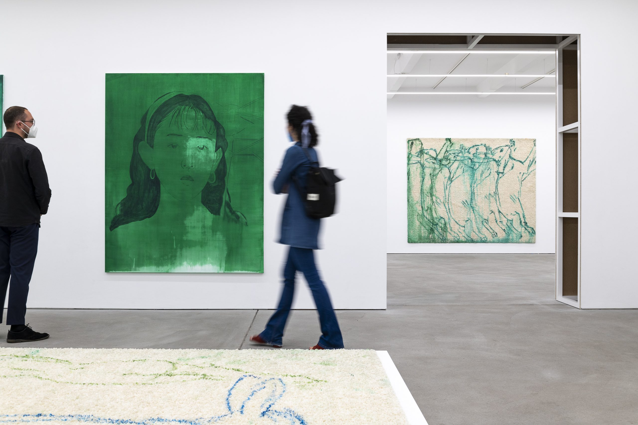 Hoping to Snag Art Basel–Bound Buyers, Berlin Dealers Showcased Their Emerging Talent for Fall Edition of the City's Gallery Weekend