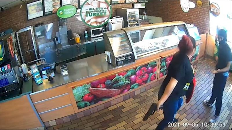 Illinois Subway employee in disbelief over suspension after disarming a would-be robber