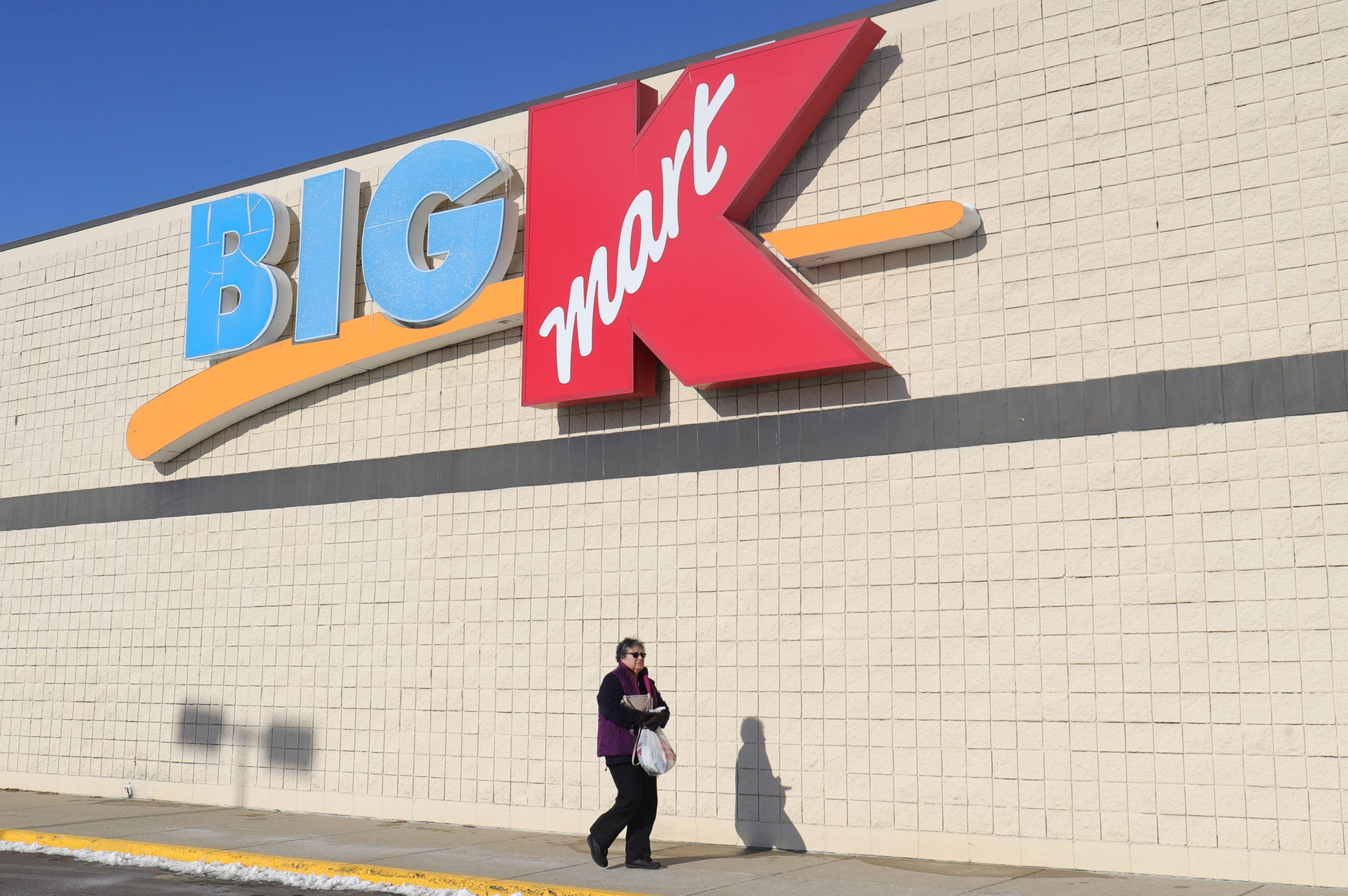 Last Kmart store in Michigan, the chain's home state, prepares to close doors in November