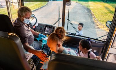 'Scared to death': Dozens of school bus drivers have died of COVID, fueling shortages