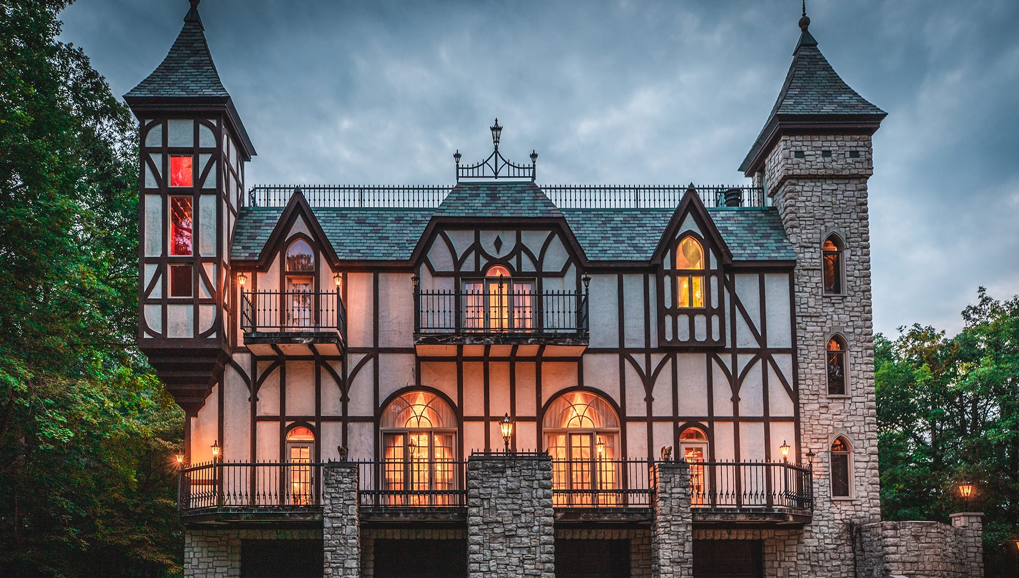 This $2.3-million Michigan house for sale looks straight out of 'Game of Thrones'