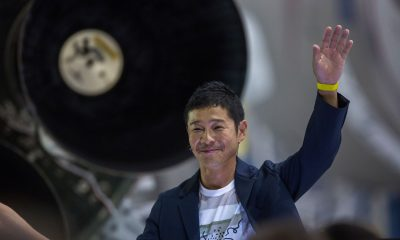 Art Industry News: Art Collector Yusaku Maezawa Is About to Become the Next Billionaire to Go to Space (and He's Filming It) + Other Stories