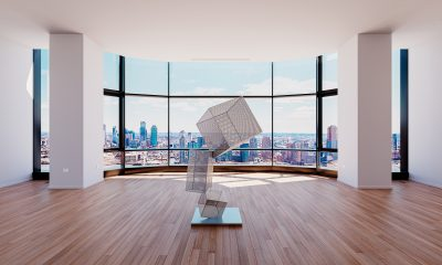 Check Out Artnet Gallery Network's Virtual Exhibition at 50 United Nations Plaza's Stunning Duplex Penthouse | Artnet News