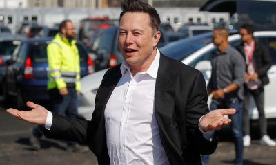 Elon Musk's Tesla may be forced to release diversity data after racial harassment lawsuit