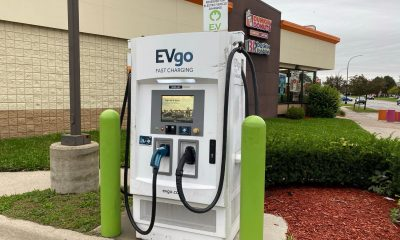 Finding an electric vehicle charging station shouldn't be a scavenger hunt