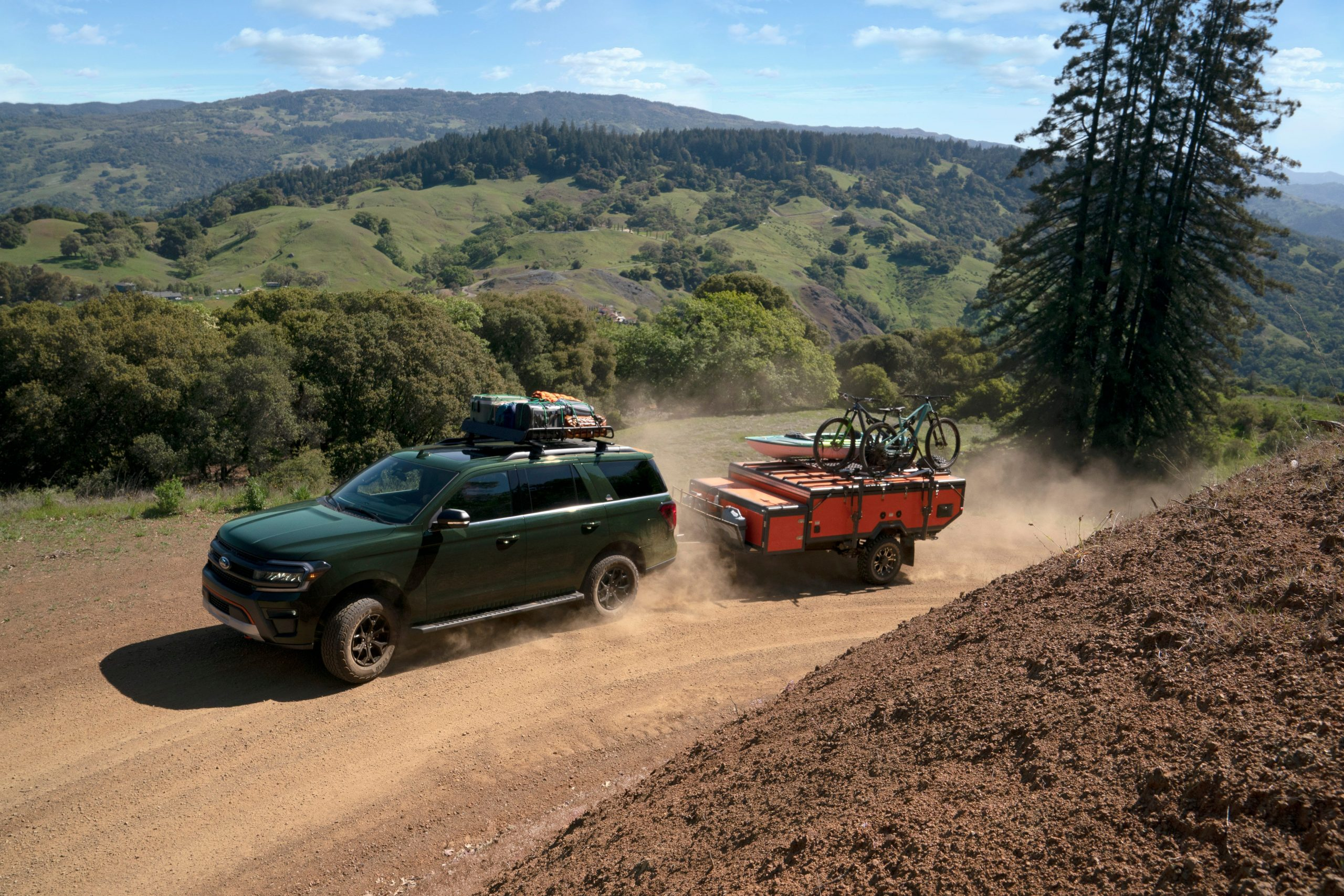 Ford, other car manufacturers are ready to compete with Jeep's off-road offerings