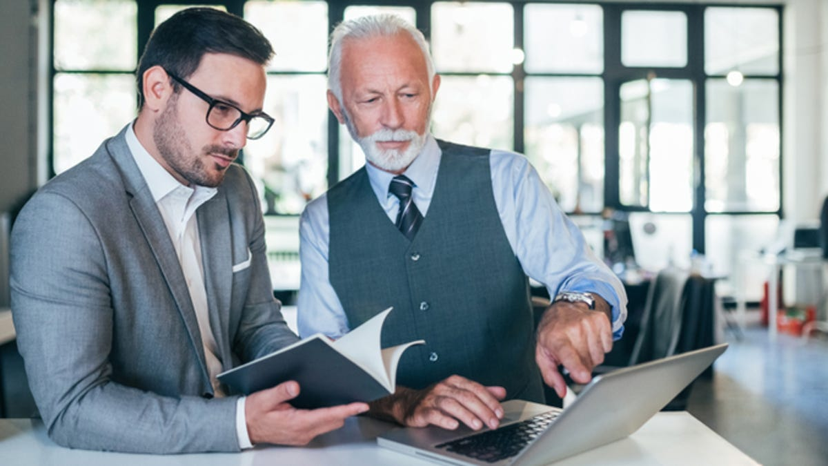 How can older workers better compete in today's talent market?