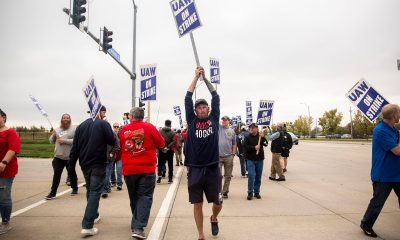 John Deere union employees will continue to receive health insurance and bonuses after strike