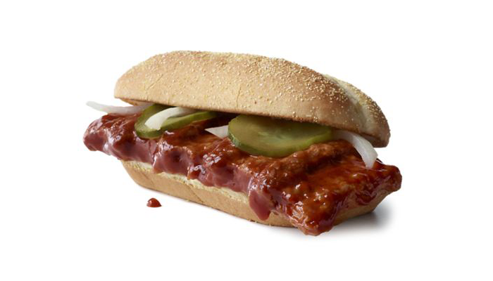 McDonald's McRib is coming back: Here's when the barbecue sandwich will be available nationwide