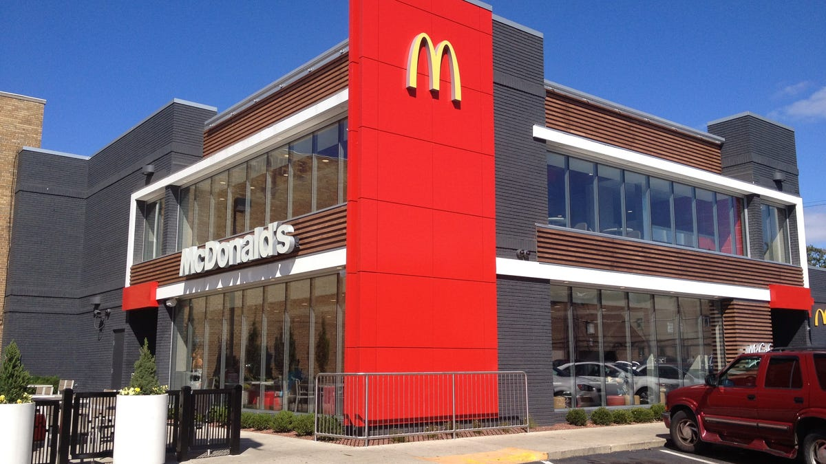 McDonald's to give free breakfast 'Thank You Meals' to teachers and school staff starting Monday