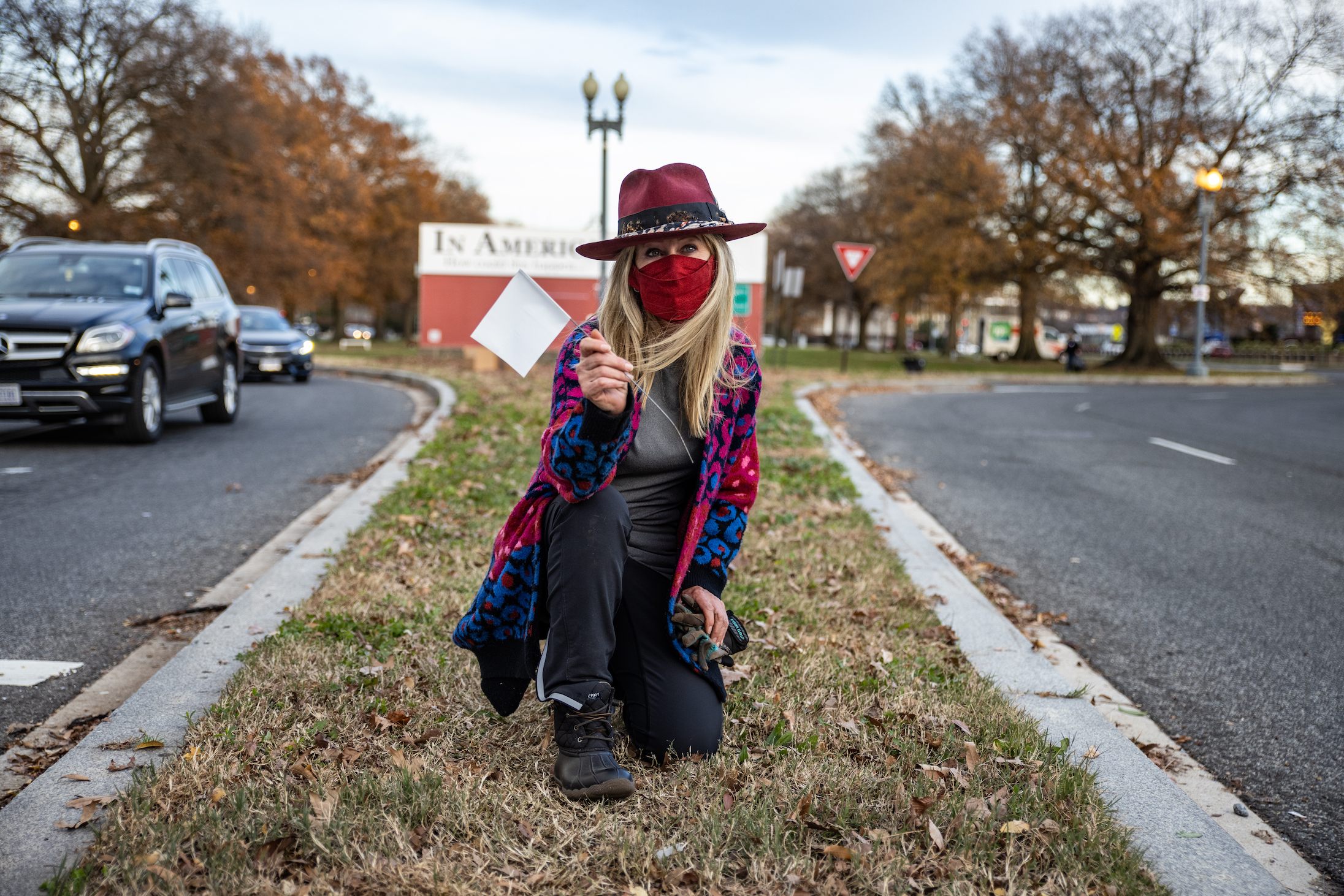On the National Mall, The Largest Participatory Art Project in a Quarter Century Makes Tangible the Human Toll of COVID-19   Artnet News