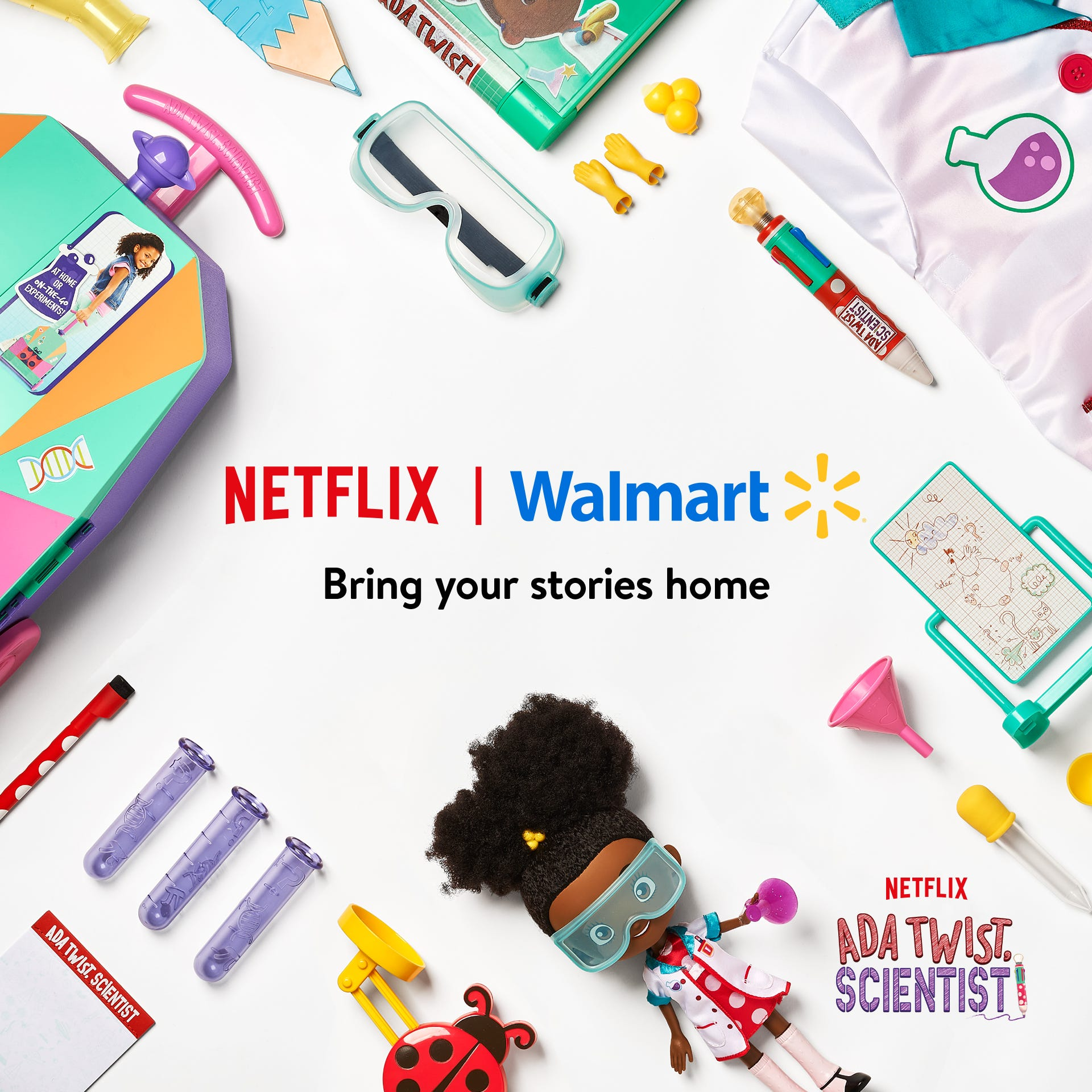 Walmart and Netflix open a new online store with Stranger Things, Cocomelon, Nailed It merchandise